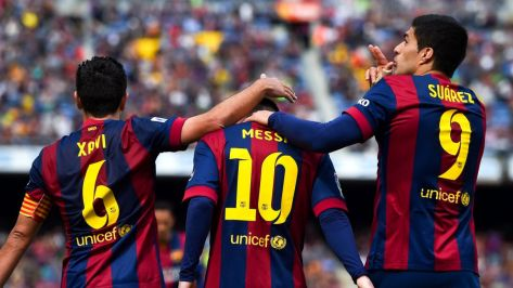 Barca's elite continued to run riot and secured us yet more profit in a clinical 2-0 win at Eibar