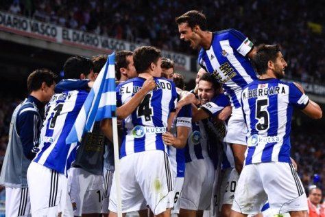 Sociedad whipped up another surprise 4-2 victory versus Rayo Vallecano having previously beaten Real Madrid by the same scoreline